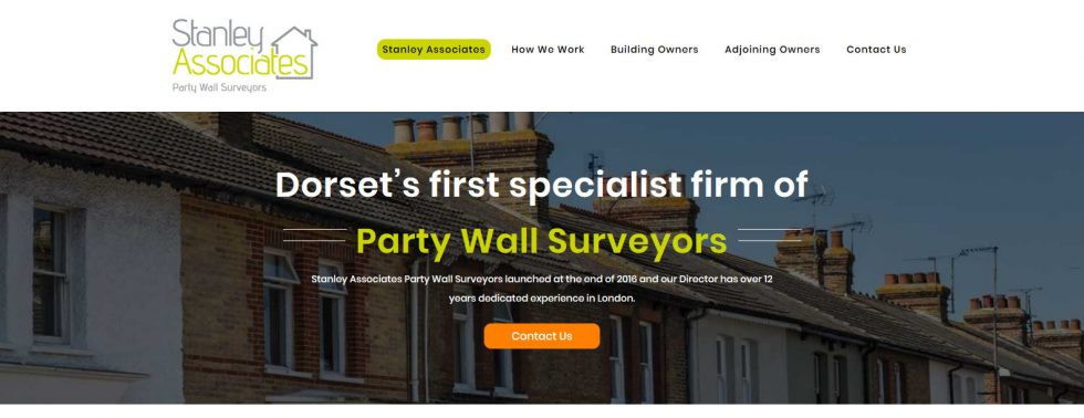 Screenshot 2020 03 22 Party Wall Surveyor Dorset Party Wall Notices Stanley Associates 1 980x378 1