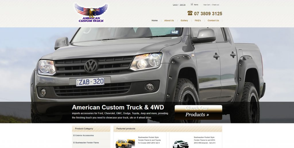 customtruck short portfolio