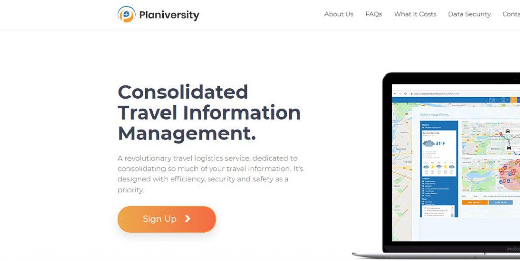 planiversity short portfolio 2