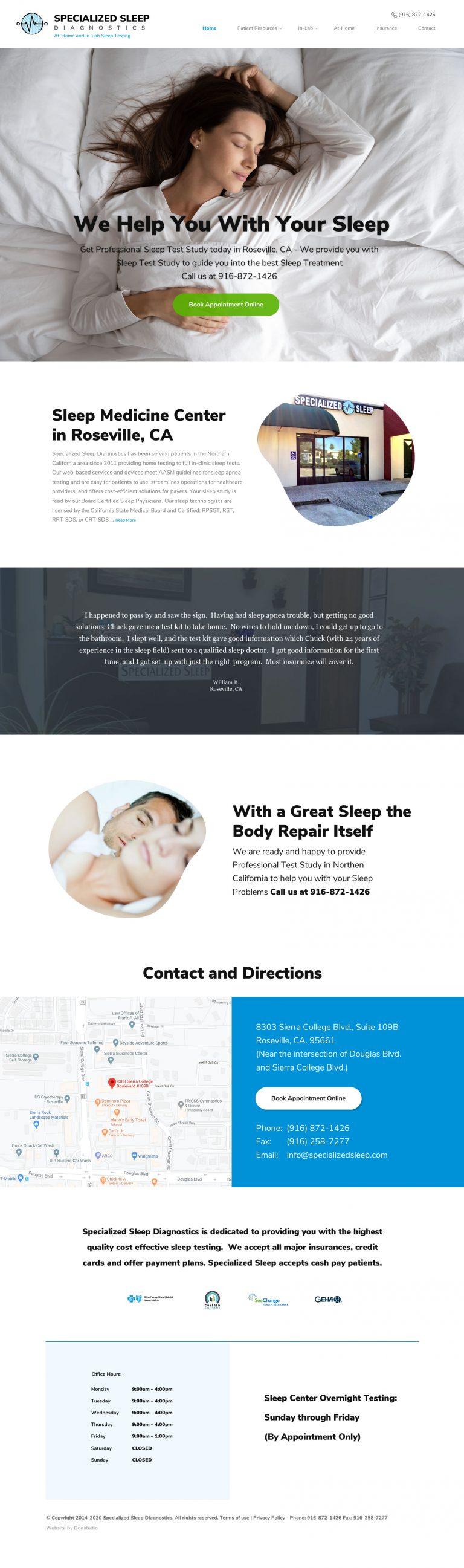 specializedsleep.com 1